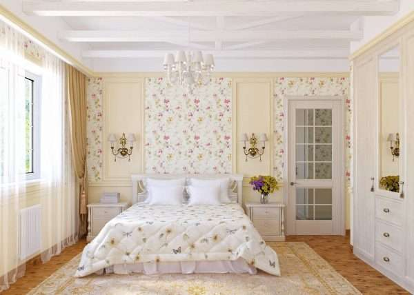 романтичный стиль прованс