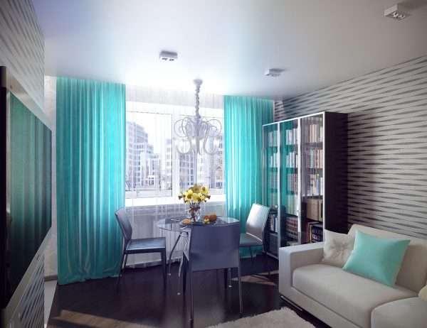 Дизайн маленькой спальни-гостиной в хрущевке