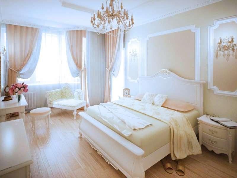 Как сделать ремонт своими руками в маленькой спальне фото 254
