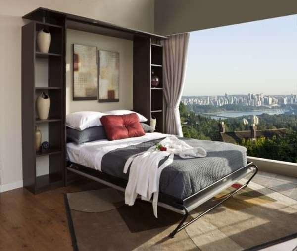 Дизайнерская мебель трансформер в спальню