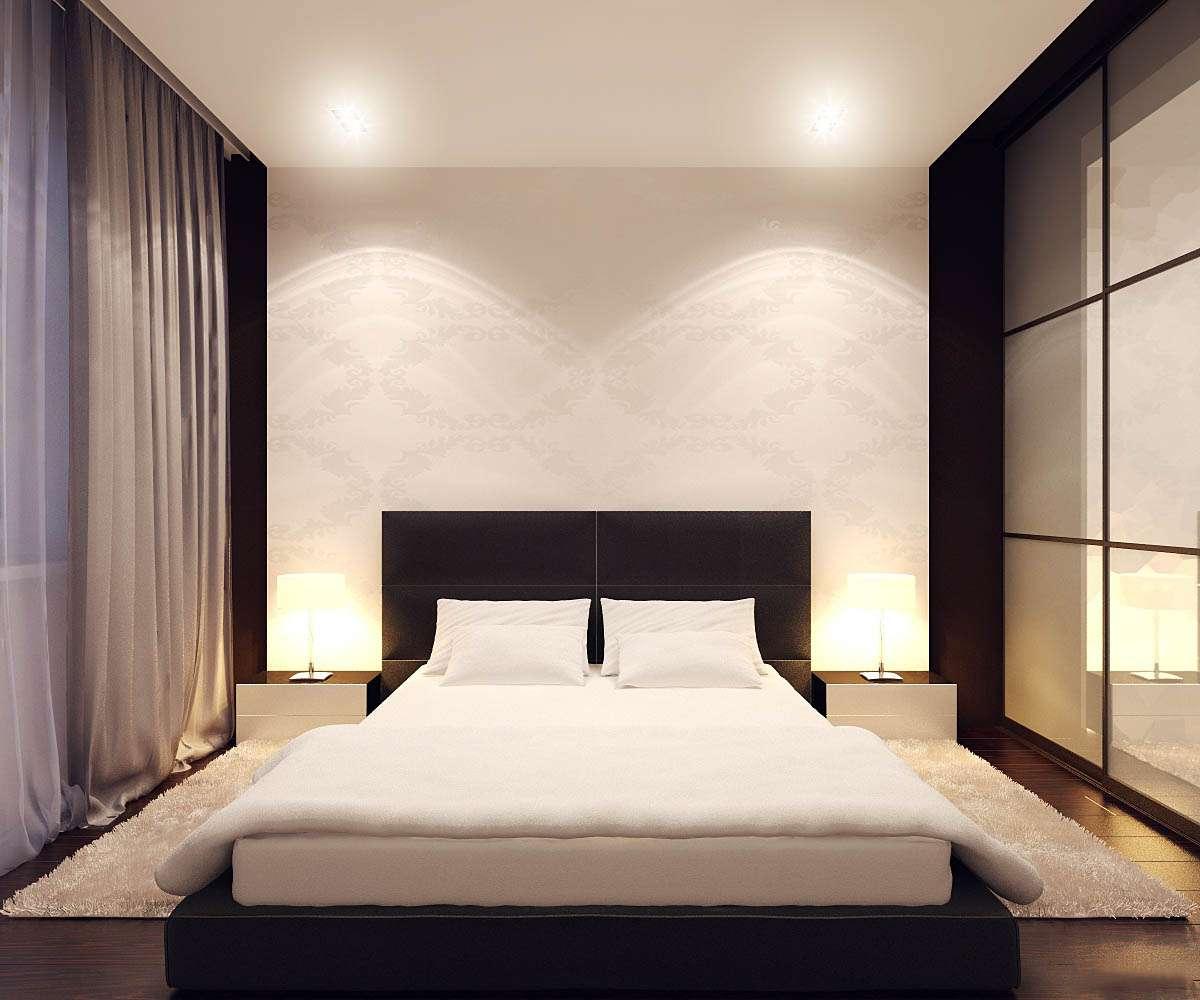 как создать современный интерьер спальни в хрущевке фото и советы