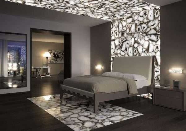Использование природных оттенков в дизайне спальни