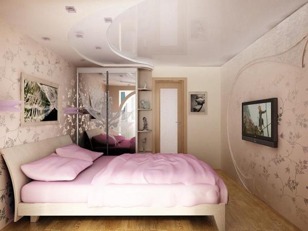 Мебель для спальни 3 на 3