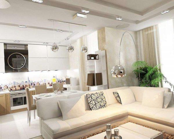 Дизайн гостиной комнаты в доме