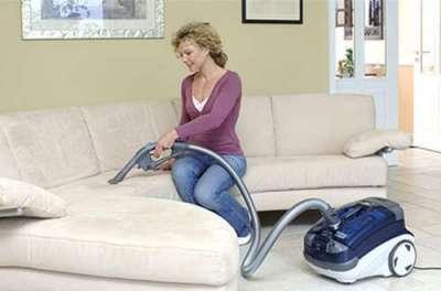 уход за белой мебелью гостиной