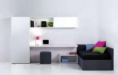 в гостиной 20 квадратных метров минимализм