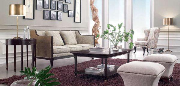 Модульная мебель в стиле неоклассики