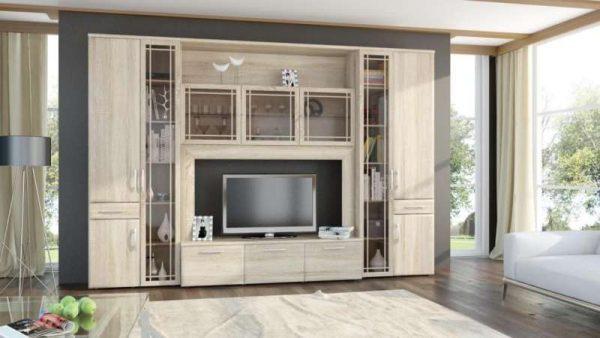 мебель с МДФ фасадами в стиле неоклассика