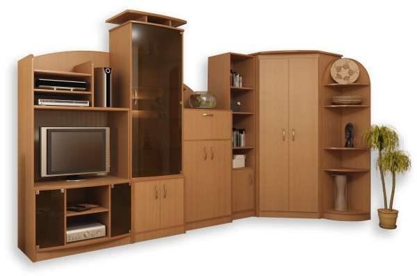 мебель для гостиной со шкафом