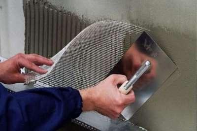 Подготовка поверхностей к отделке