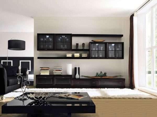 мебельная стенка горка для гостиной