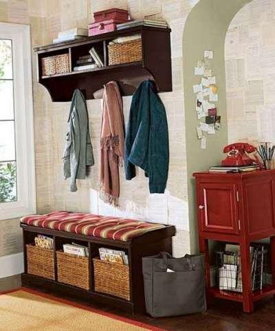 мебель в небольшую прихожую