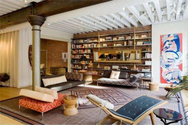 мебель современная для гостиной