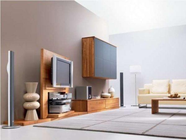 мини стенка под телевизор в гостиную