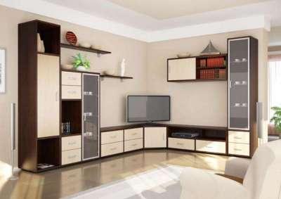 Недорогие стенки под телевизор, бесплатная