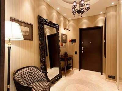 зеркало в коридоре классика