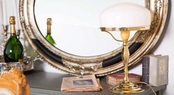 зеркало для прихожей барокко