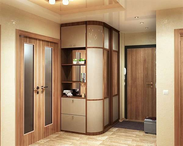 мебель в коридоре в квартире