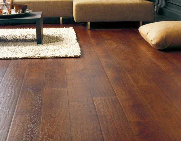 деревянный пол в стиле кантри