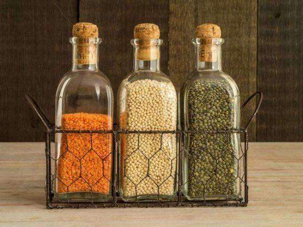 специи на кухне в итальянском стиле