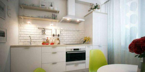 нижние шкафы на кухне