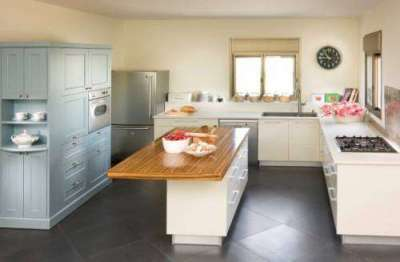 островная планировка кухни гостиной