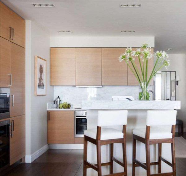 мебель на кухне в японском стиле