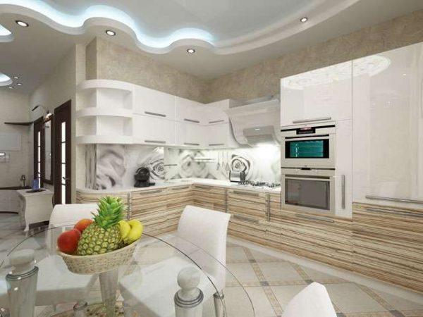 зебрано кухня