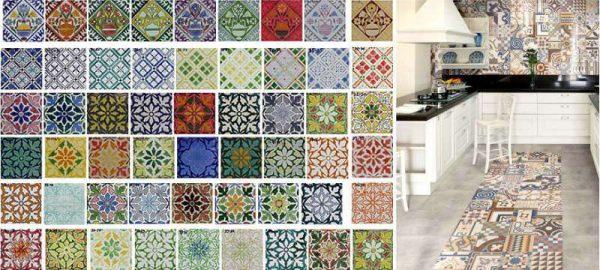 керамическая плитка для полов на кухню