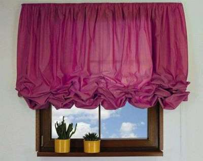 shtori-na-kuhnyu-svoimi-rukami-11 Как пошагово сшить шторы на кухню своими руками по выкройке?