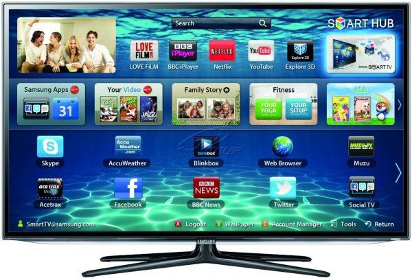 выбираем телевизор для кухни