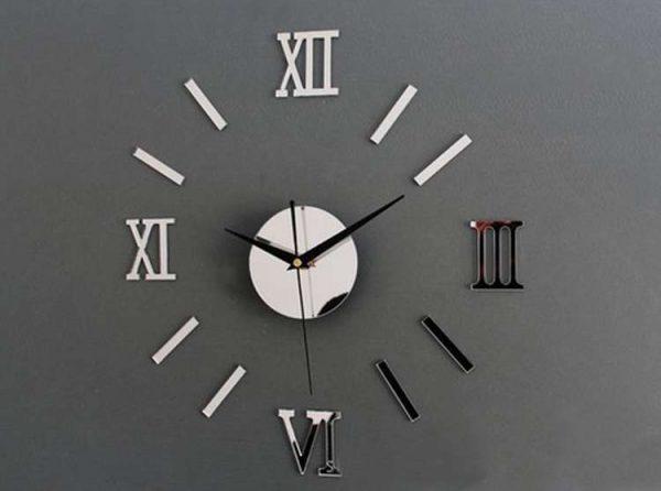 часы для кухни модерн