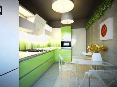 собчак кухня в зеленых оттенках фото банкомате снять валюту