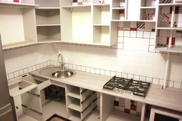 процесс сборки кухни своими руками