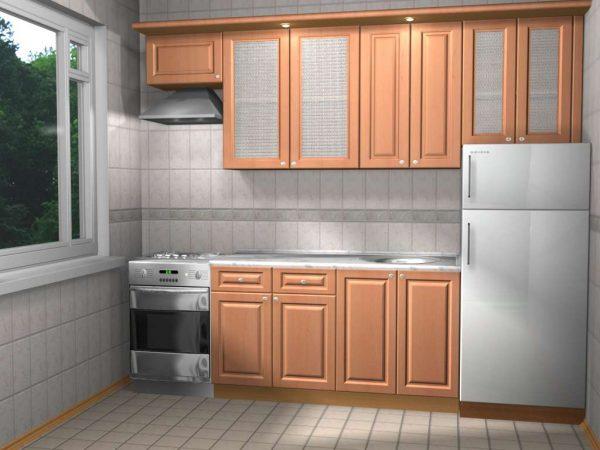 модульная кухня своими руками