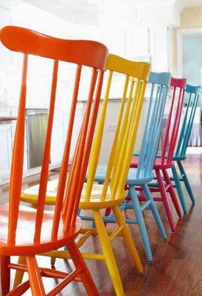стулья для кухни своими руками