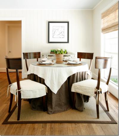 обеденный стол на кухне своими руками