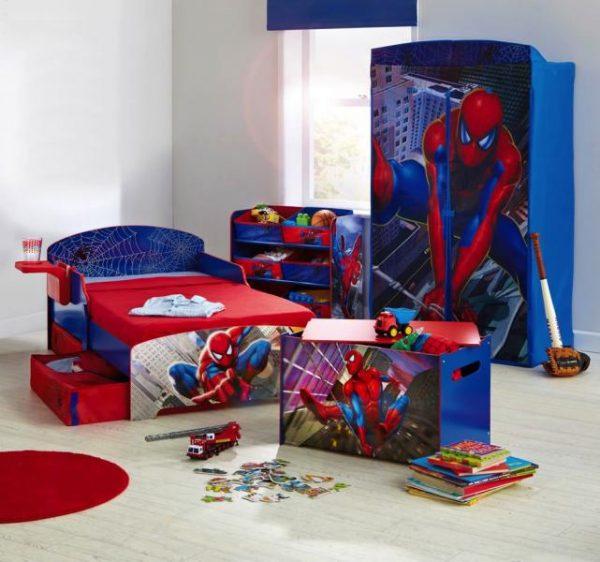 мебель для мальчика в детскую комнату