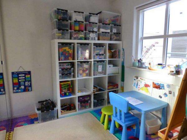 шкафы для мальчика в детской комнате