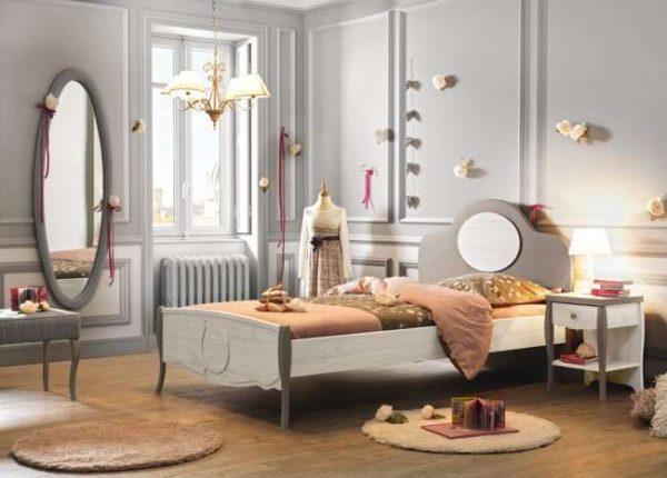 зеркало в детской комнате