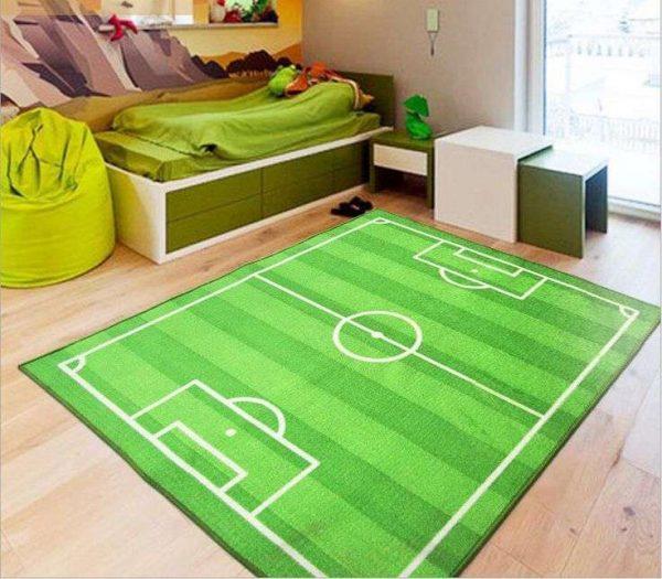 ковёр футбольное поле