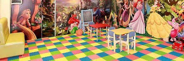 мягкие пазлы на пол в детском саду
