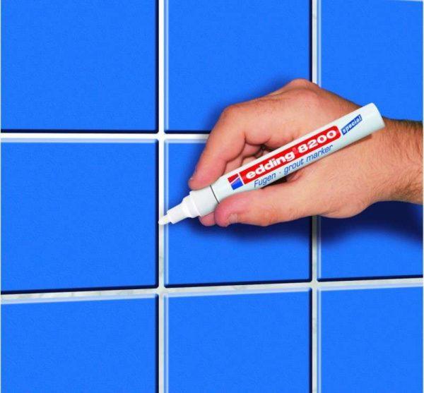 защита швов плитки в ванной
