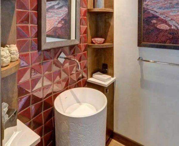 рельефная плитка для ванной