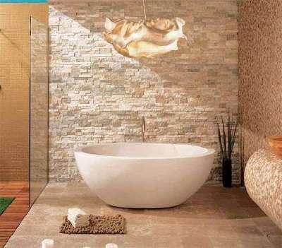Натуральный камень для ванной