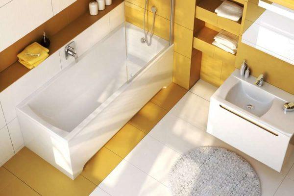 заделка стыков в ванной бесцветным герметиком
