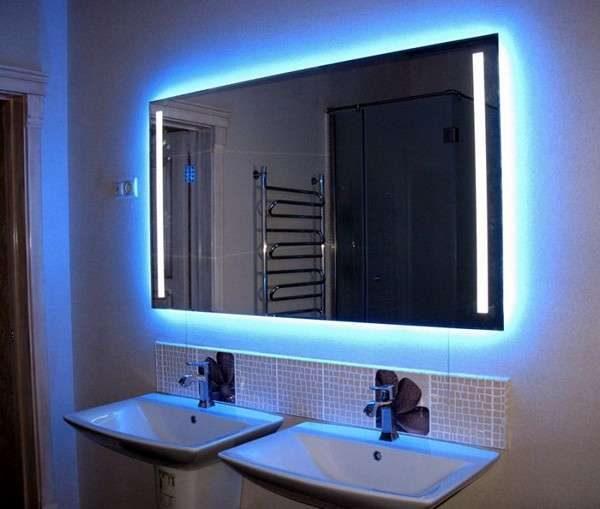 подогрев зеркала в ванной