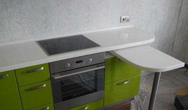 трансформер барная стойка на кухне