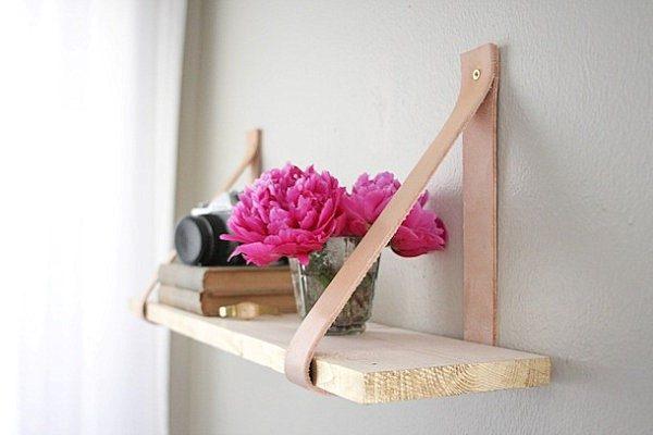полка для декора и цветов