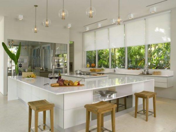 кухонные рулонные шторы